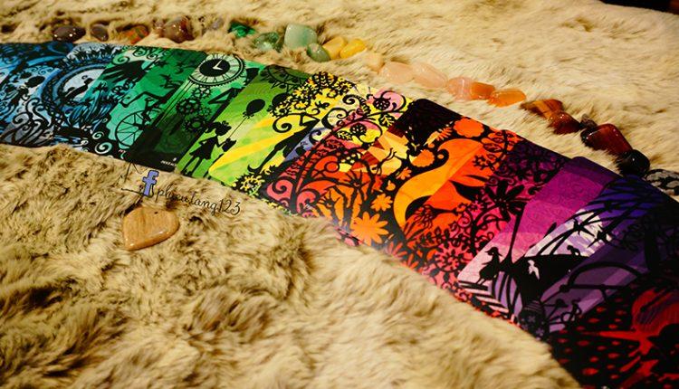 Bật Mí Những Điều Thú Vị Về Màu Sắc Trong Tarot